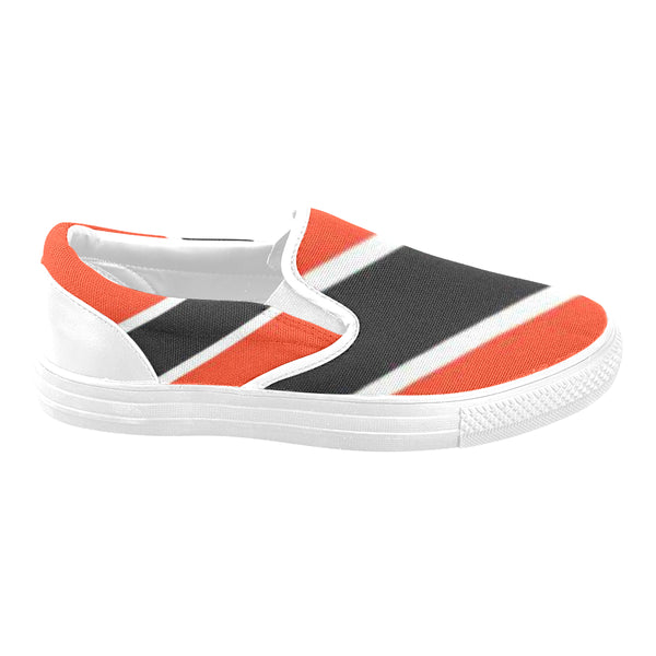 Trinidad Women's Slip-on Canvas Shoes (Model 019) - kdb solution