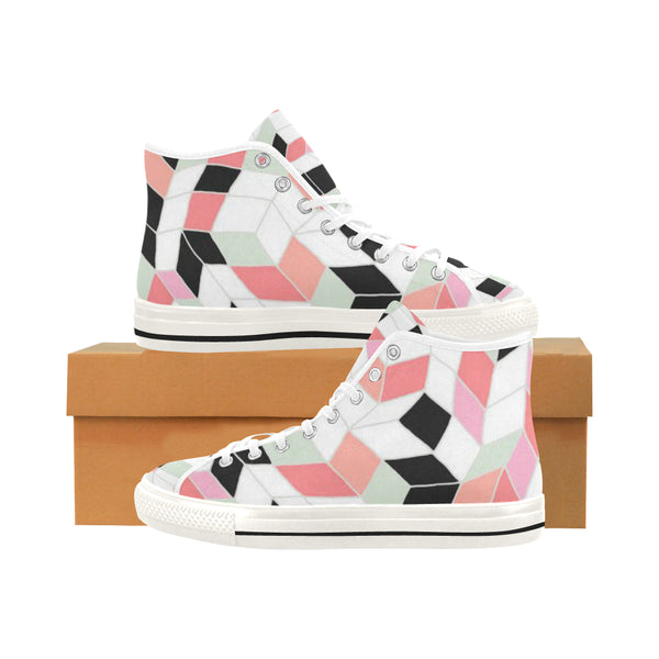 Women Classic High Top Canvas Shoes[product_title]#039;s - kdb solution