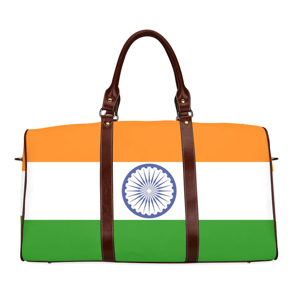Indian Waterproof Travel Bag/Small (Model 1639) - kdb solution