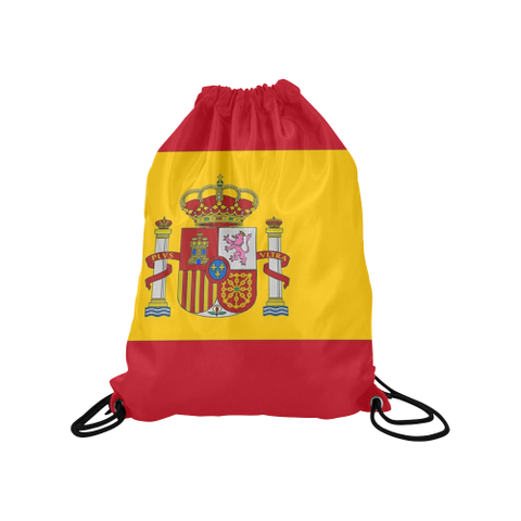 "Spain Medium Drawstring Bag Model 1604 (Twin Sides) 13.8""(W) * 18.1""(H) - kdb solution"