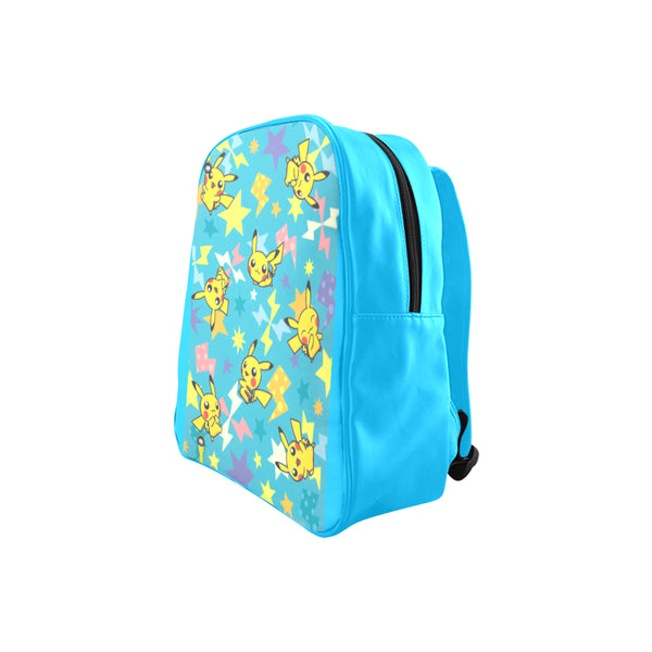 Pokemon 3 School Backpack (Model 1601)(Medium) - kdb solution
