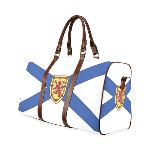 Nova Scotia Waterproof Travel Bag/Small (Model 1639)