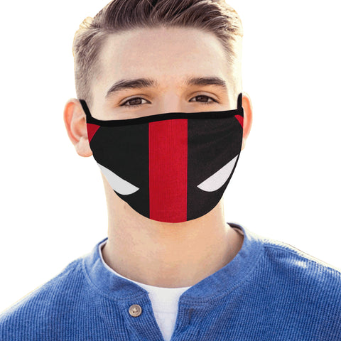 Deadpool Mouth Mask - kdb solution