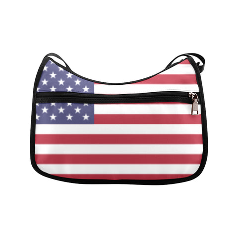 USA Crossbody Bags (Model 1616)