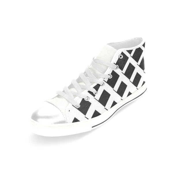 Women\'s Classic High Top Canvas Shoes