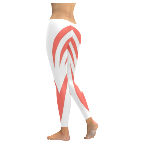 KDB Tangerine Low Rise Leggings (Invisible Stitch) (Model L05) - kdb solution