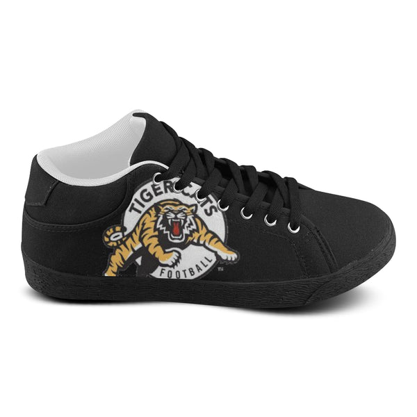 Tiger cats 1 Men's Chukka Canvas Shoes (Model 003) - kdb solution