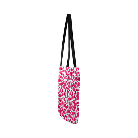 Little heart's Reusable Shopping Bag Model 1660 (Two sides) - kdb solution
