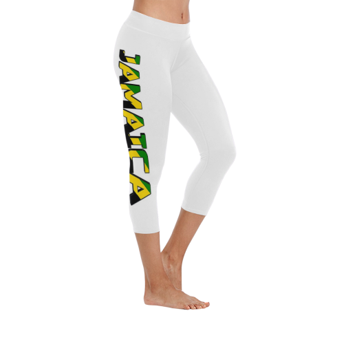 ae4dcec209257c Jamaica Low Rise Capri Leggings (Invisible Stitch) (Model L08) – kdb  solution
