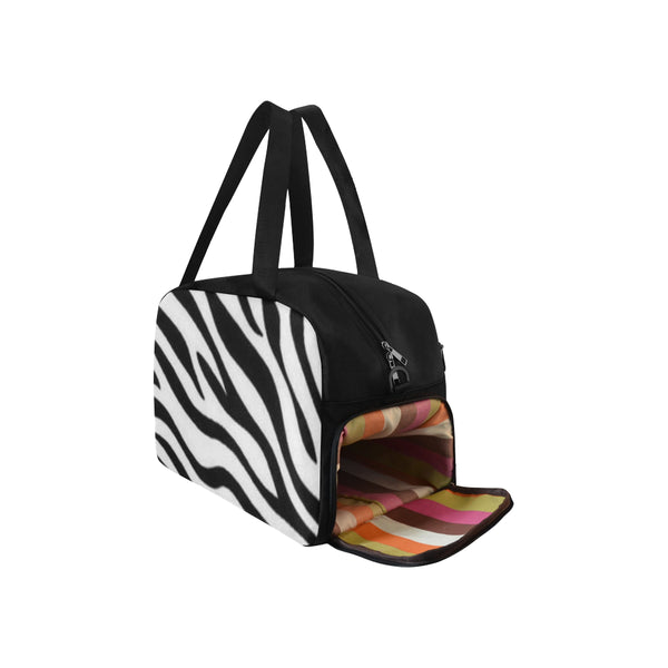 Zebra Fitness/Overnight bag (Model 1671) - kdb solution