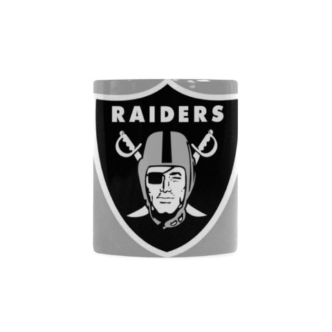 Raiders White Mug(11OZ) - kdb solution