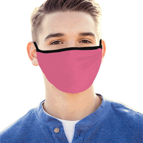 Deep pink Mouth Mask - kdb solution