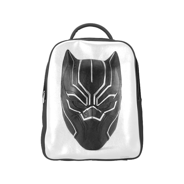 Black Panther Mask Popular Backpack (Model 1622) - kdb solution
