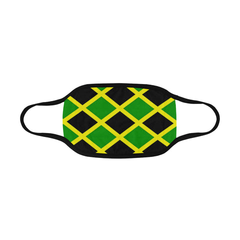 Jamaica tile Mouth Mask - kdb solution
