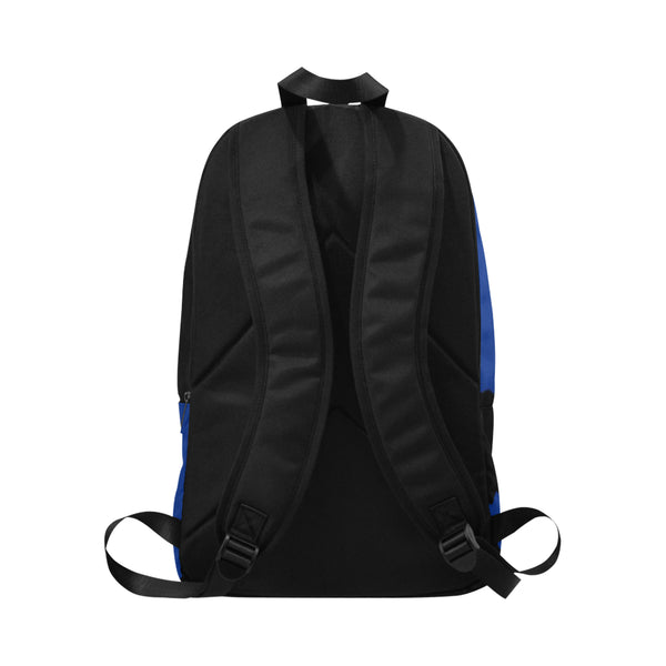 Barbados Island Backpack Fabric Backpack (Model 1659) - kdb solution