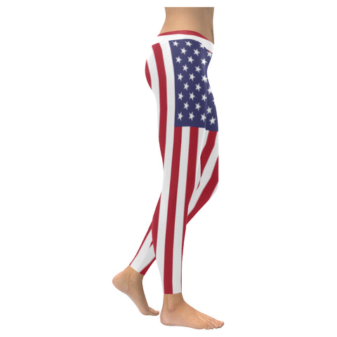 USA Low Rise Leggings available in XXS-XXXXXL