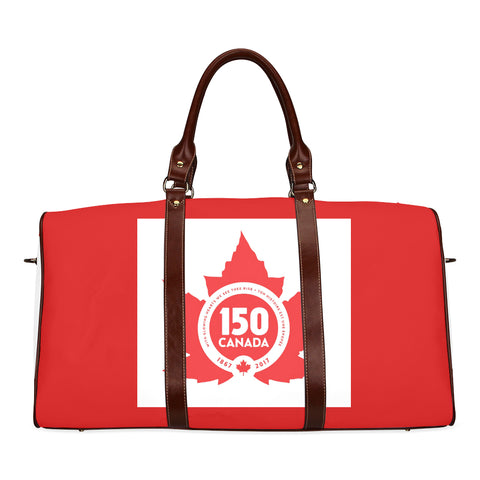 Canada 150 Waterproof Travel Bag (Model 1639) - kdb solution