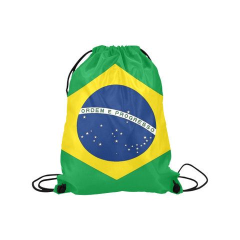 "Brazil Medium Drawstring Bag Model 1604 (Twin Sides) 13.8""(W) * 18.1""(H) - kdb solution"