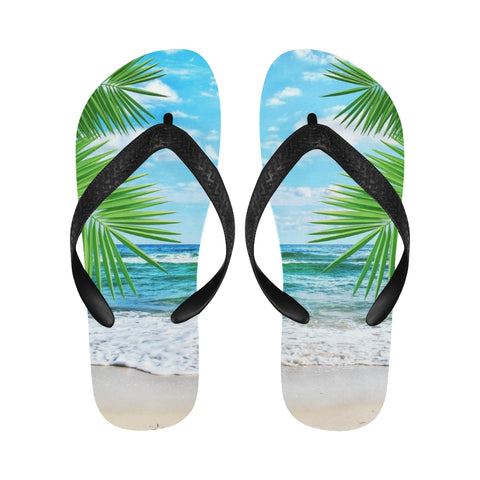Ocean Flip Flops for Men/Women (Model 040) - kdb solution