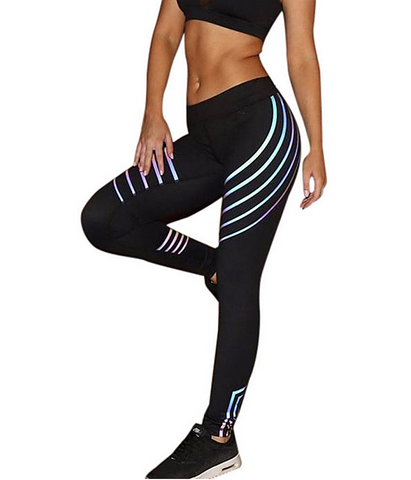 Yoga Fitness Leggings Running Gym Sports Pants