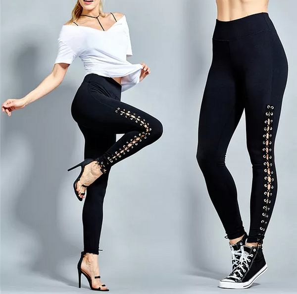 Women's Fahison High Waist Yoga Fitness Leggings - kdb solution