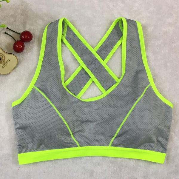 New Slim Fitness keep fit Women Lady Bra  Solid Wrap Chest Strap Vest Tops Bra bandage crop top NOTE* please allowed 2 to 3 weeks for delivery - kdb solution