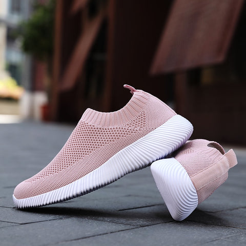 GOODRSSON women's casual shoes outdoor comfy walking shoes non-leather lightweight girl sneakers breathable soft female footwear