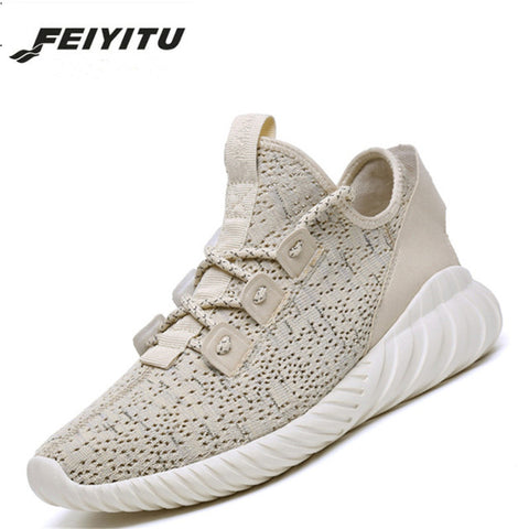 feiyitu Summer Breathable Women Sneakers Soft Comfortable Women's Casual Shoes Fashion Light Weight Female Flat Walking Sneakers