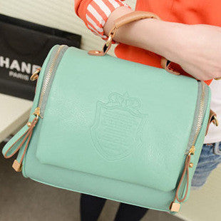 JIULIN brand 2017 New Arrival women cross body bag Barrel-shaped Pu women shoulder bag NOTE* Please allow 2-3 weeks for Delivery - kdb solution