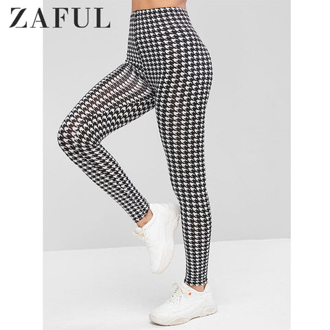 Fashion print women's leggings - kdb solution