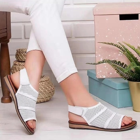 Women's comfortable wedge sandals - kdb solution