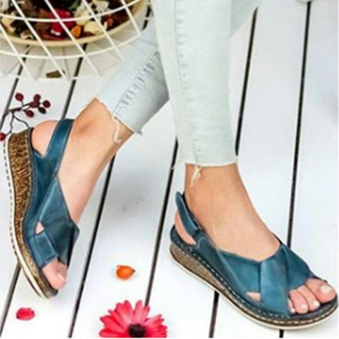 Women Sandals Wedges style Shoes available in various colours - kdb solution