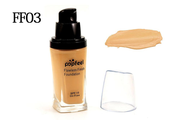 1PC Whitening Foundation BB Cream Concealer Brighten Liquid Shimmer Highlight Make Up Face Concealer 30ML A2 NOTE* Please allow 2-3 weeks for Delivery - kdb solution