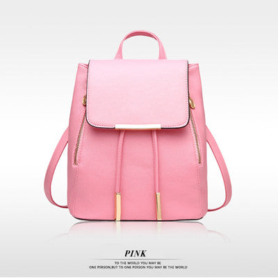 High Quality Women Backpack In Candy Colours - kdb solution