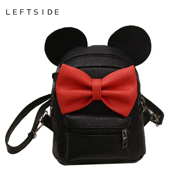 2017 New Mouse Ears Mini Backpack - kdb solution
