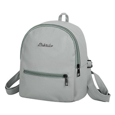 New Small High Quality Women Backpack - kdb solution