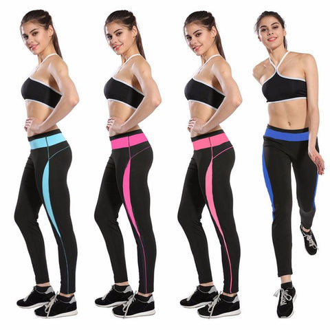 Women Sports sweatshirt Trousers Athletic Gym Fitness Yoga Push up leggings Pants #E0 - kdb solution