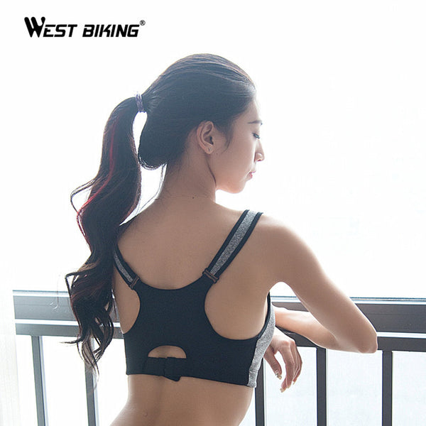 WEST BIKING Women Sports Yoga Bras - kdb solution