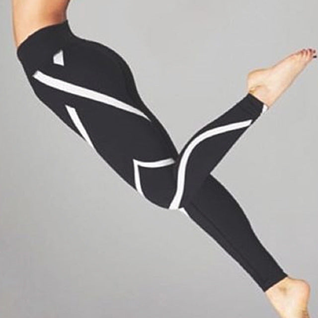 Simenual leggings streamline athletic yoga pants - kdb solution