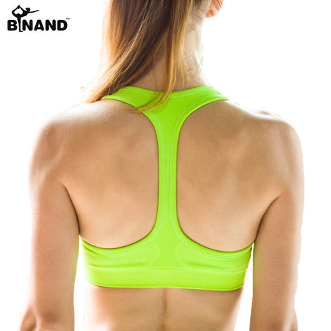 Womem Yoga Shirt Padded Sports Bra Push Up Wireless Dry Fit Tank Tops For Running Fitness Gym Bras Note* Please allow 2-3 weeks for Delivery - kdb solution
