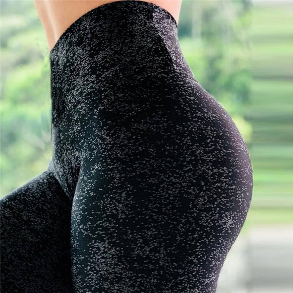 Digital printing Leggings Women Slim Fitness Leggings High Waist Elastic Workout Leggings - kdb solution