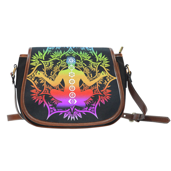 Enlightened One Saddle Bag