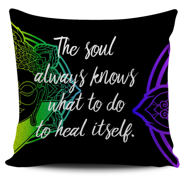 Meditative Pillow Covers