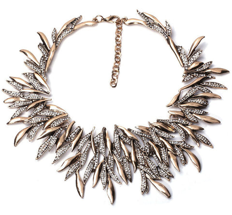 Powerful Goddess Choker Necklace