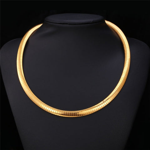 Fashion Choker Necklace-2