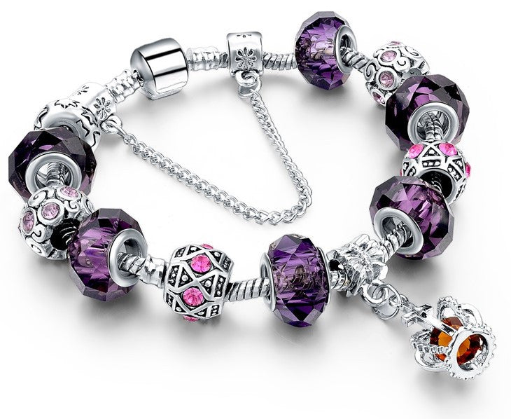 New Fashion Silver Plated Bracelet