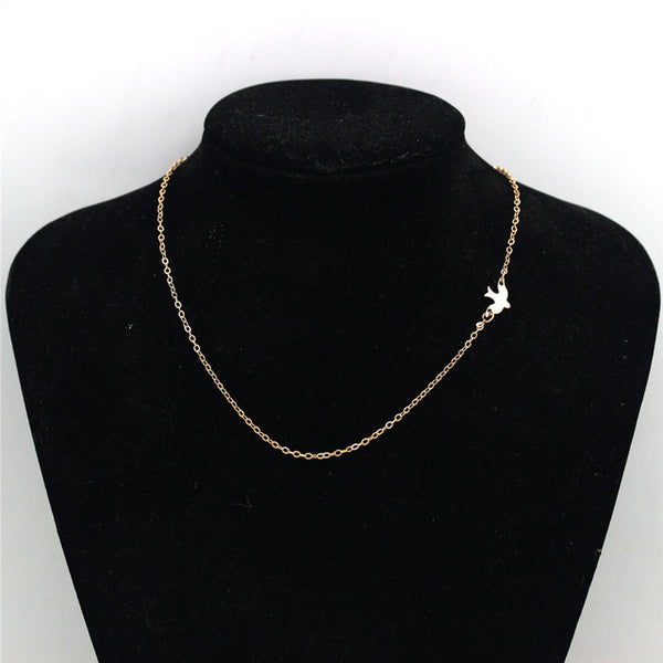 Simply Charming Bird Necklace