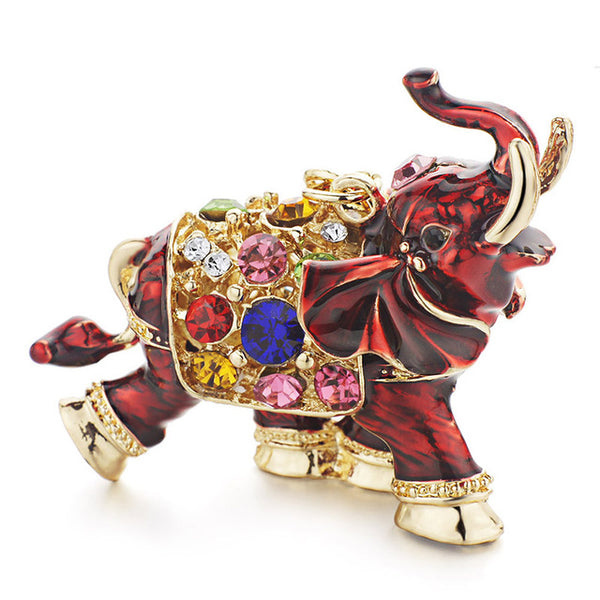 Elephant Key Holder Chains offer