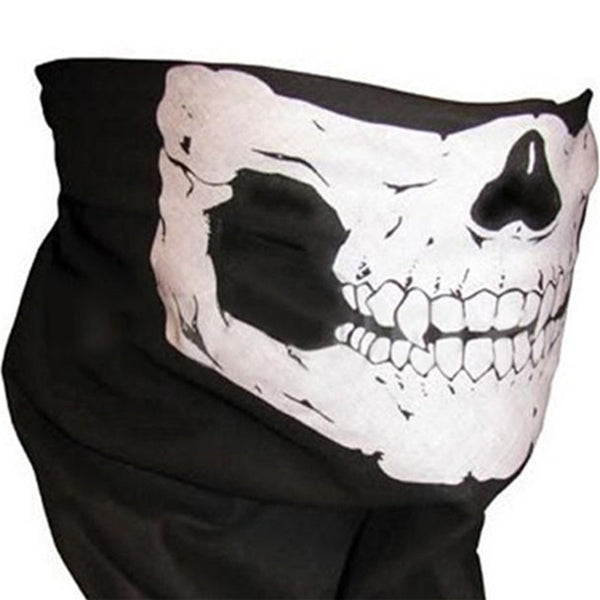 Julius Erving Skull Scarf
