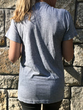 Souldier - Short Sleeves - Grey/Black- Unisex